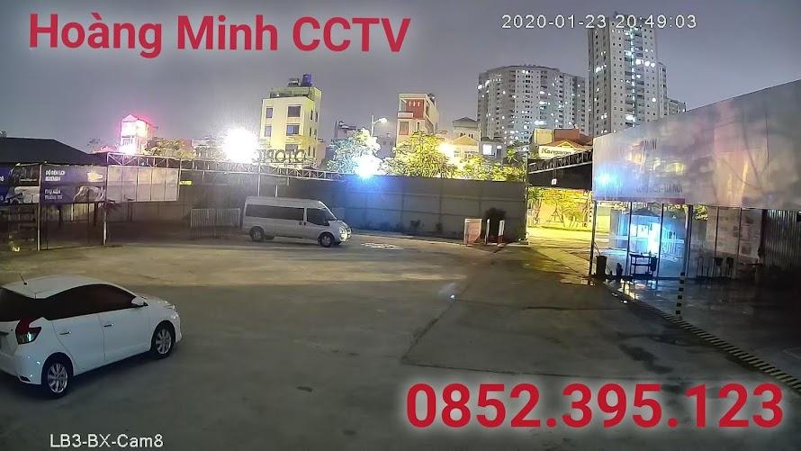 Hoàng Minh CCTV