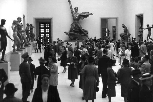 Haus der kunst archiv historisches archiv im haus der kunst