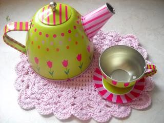Sobotnia herbatka i pogaduchy...