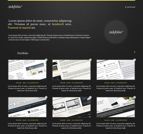 42 Free High Quality PSD Web Design Templates | Design Inspiration ...