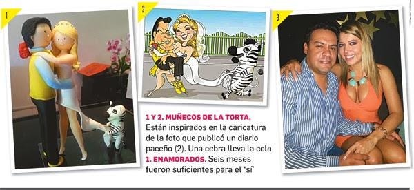 Matrimonio Y Mortaja Del Cielo Bajan : Maricruz será una novia sexi y sin velo conductoras de
