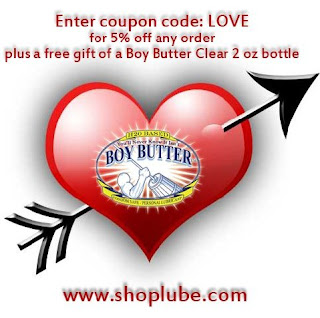 Shoplube.com spreads the love for Valentine's Day