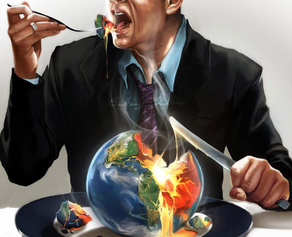 capitalism destroys nature and human nature essay