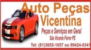 AUTO PEÇAS VICENTINA