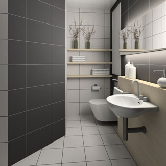 ensuite bathroomsdesign good space senseyellow pages bathroom