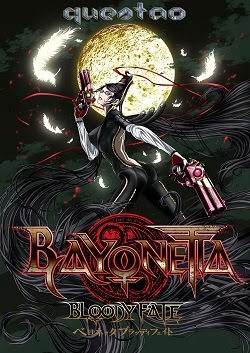 Bayonetta: Bloody Fate Legendado