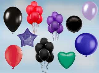 globos PSD para diseño