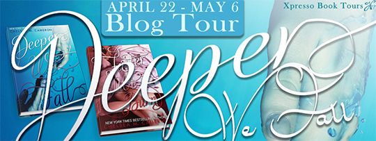 GUEST POST and GIVEAWAY: Chelsea M. Cameron