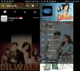 BBM Mod Bollywood Apk 2.11