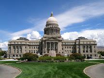 Boise Idaho Capitol Building