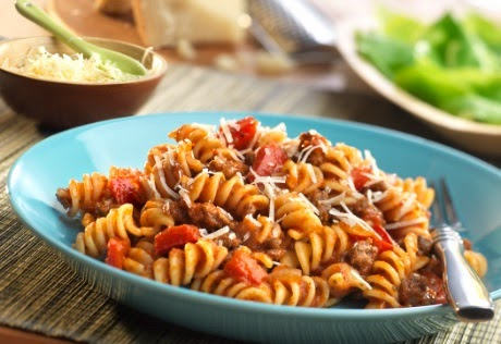 Campbell's recipes - Beef & Rotini Skillet