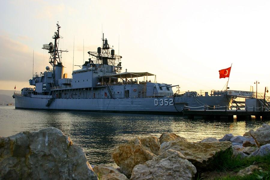TCG Gayret Gemi Müzesi
