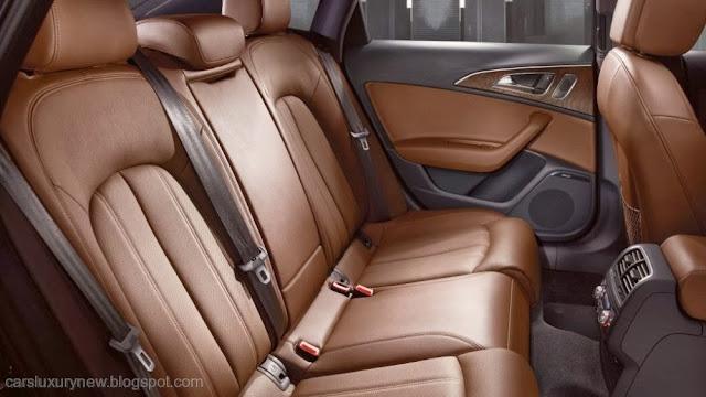 2014 Audi A6 TDI Quattro Interior