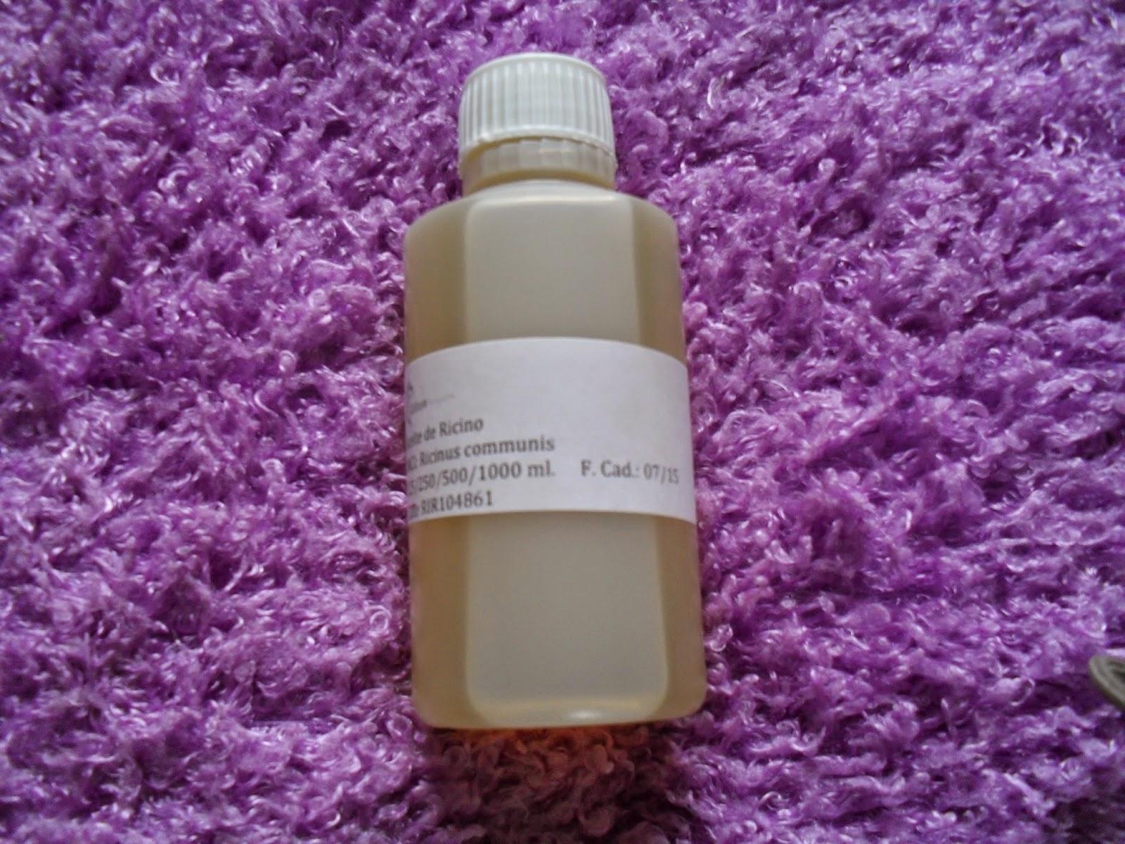 Aceite de ricino/castor oil
