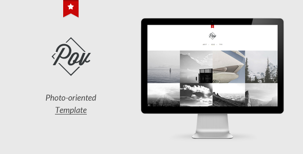 Point Of View Photo Oriented Template