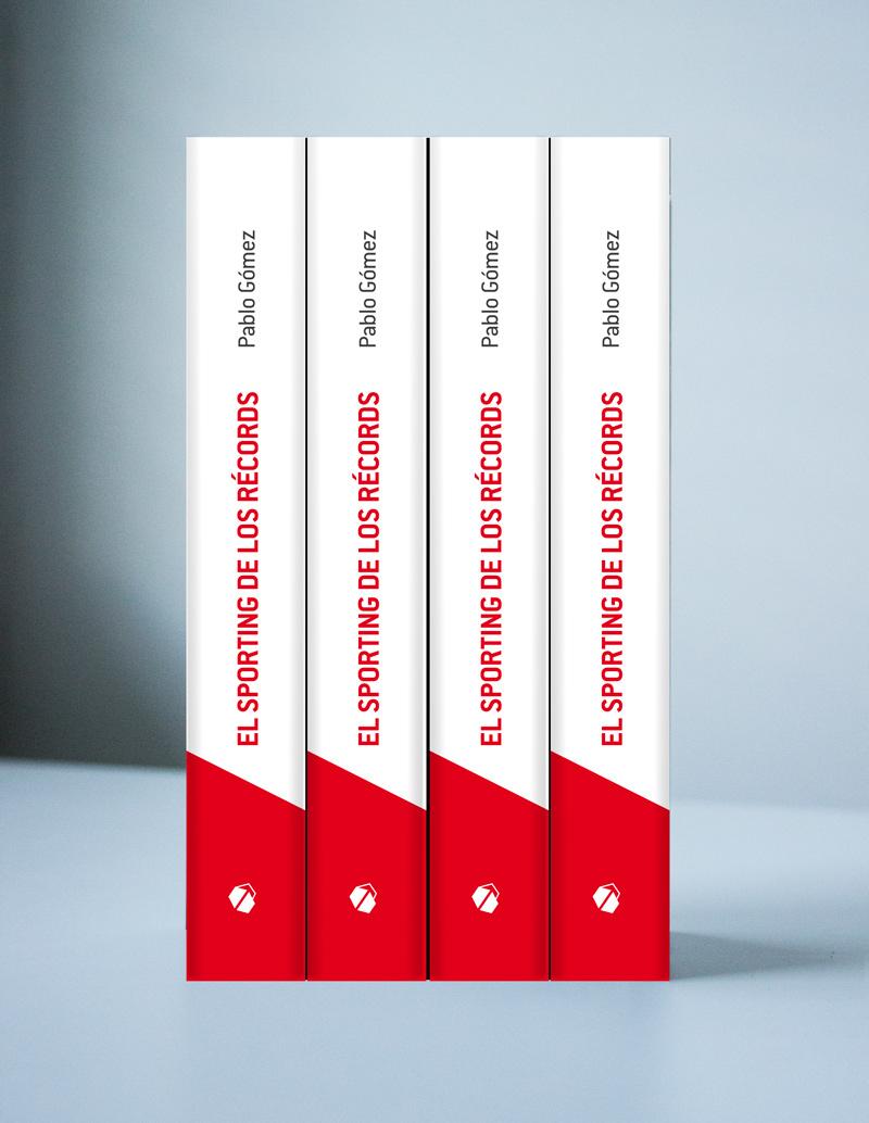 """Libro """"El Sporting de los Récords"""""""