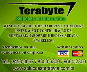 Terabyte Soluções em Informática