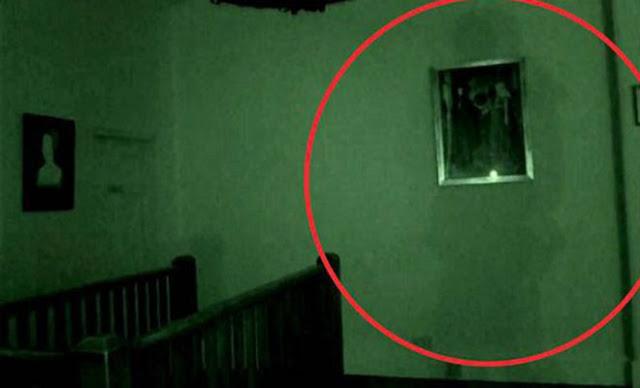 Τρομακτικό βίντεο: Κάμερα κατέγραψε διαβόητο φάντασμα!