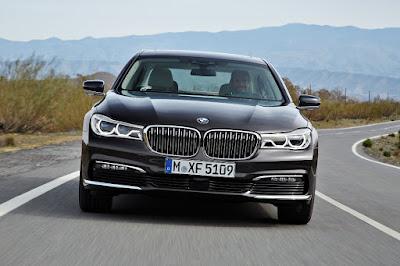 Η νέα BMW Σειρά 7 είναι γεγονός!