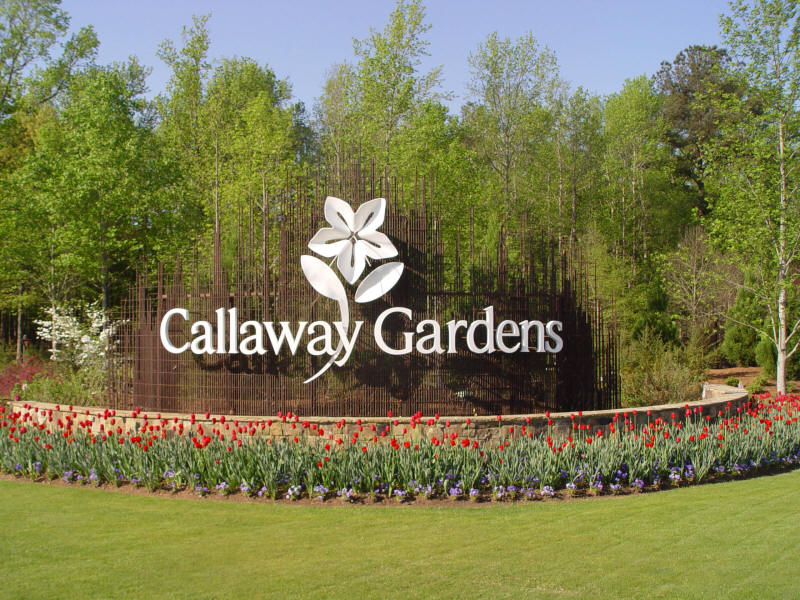 Notes From The Nelsens Nye Callaway Gardens Canoe And