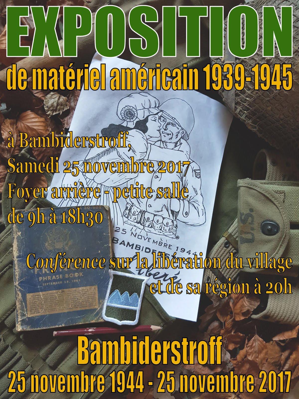 Bambiderstroff 1939-1945