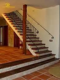 Escaleras De Madera Rusticas Excellent Escalera Interior De Madera - Escaleras-rusticas-de-interior