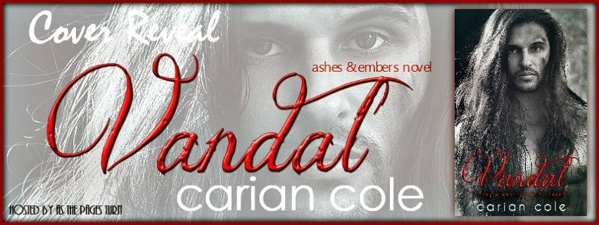 Cover Reveal + Giveaway – Vandal by Carian Cole