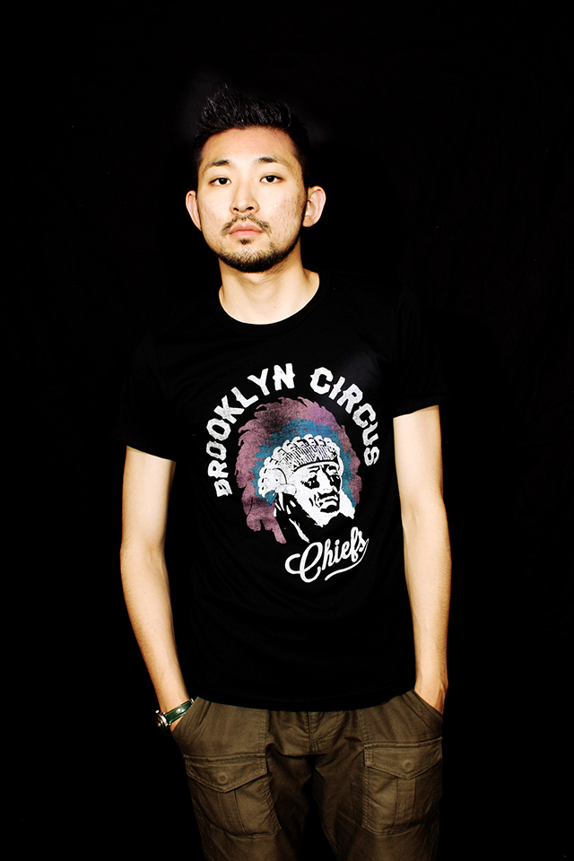 "The Brooklyn Circus ""Chiefs"" T-shirts size S 7,344yen"