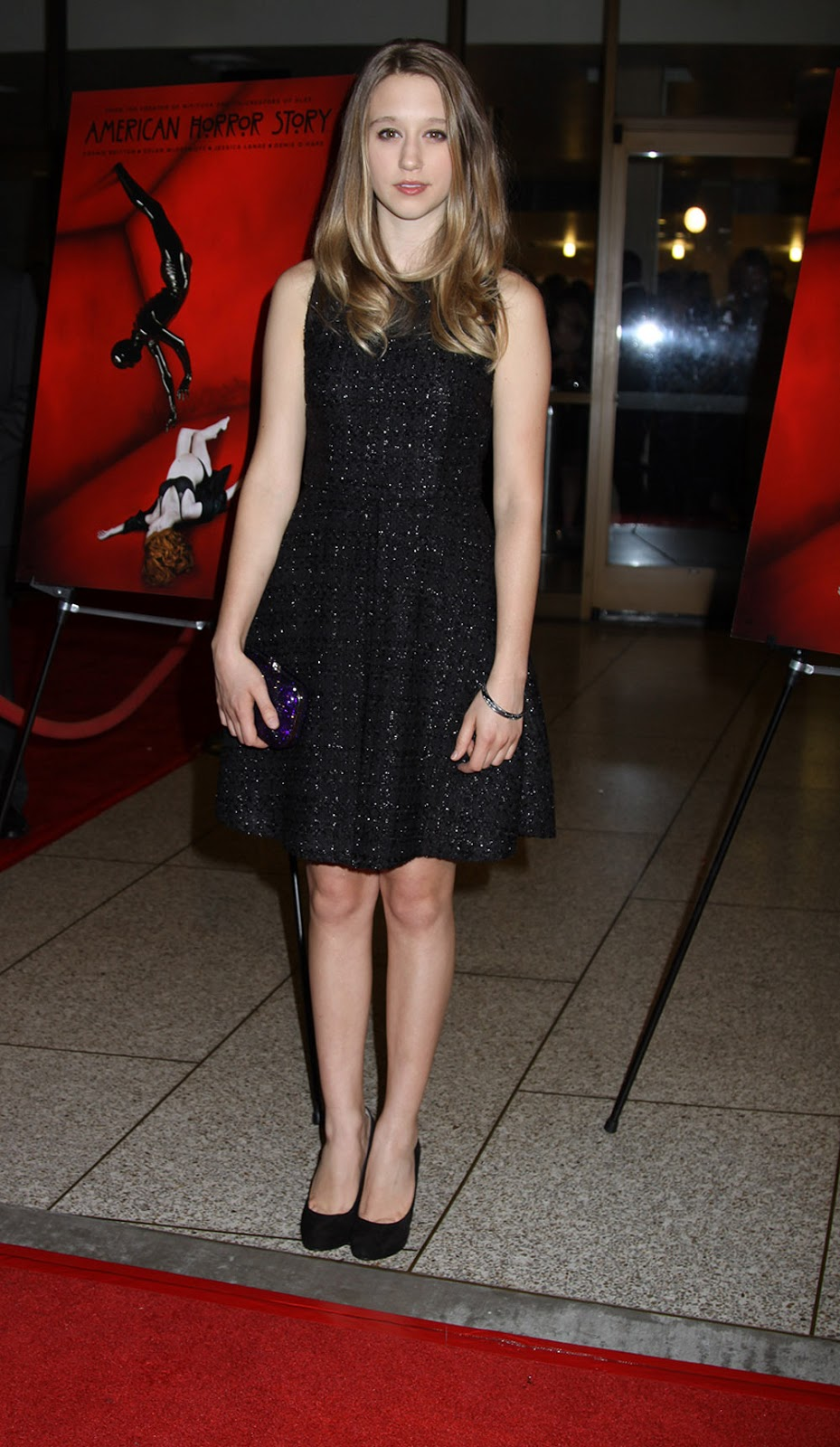 Celebrity Pics: Taissa... Mischa Barton