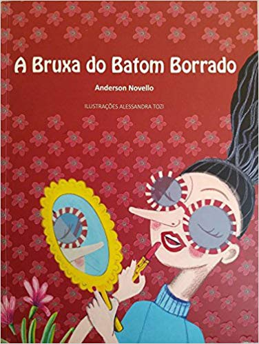 A BRUXA DO BATOM BORRADO