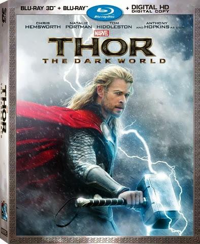Thor The Dark World 2013 1080p BRRip 1.6GB YIFY