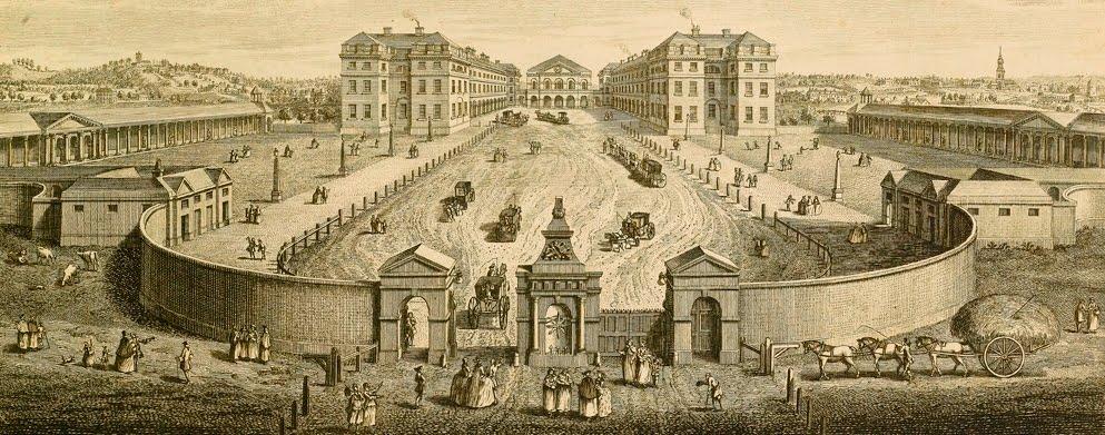 Impudence! London foundling hospital