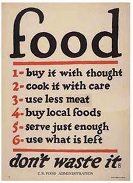 Our food philosophy...
