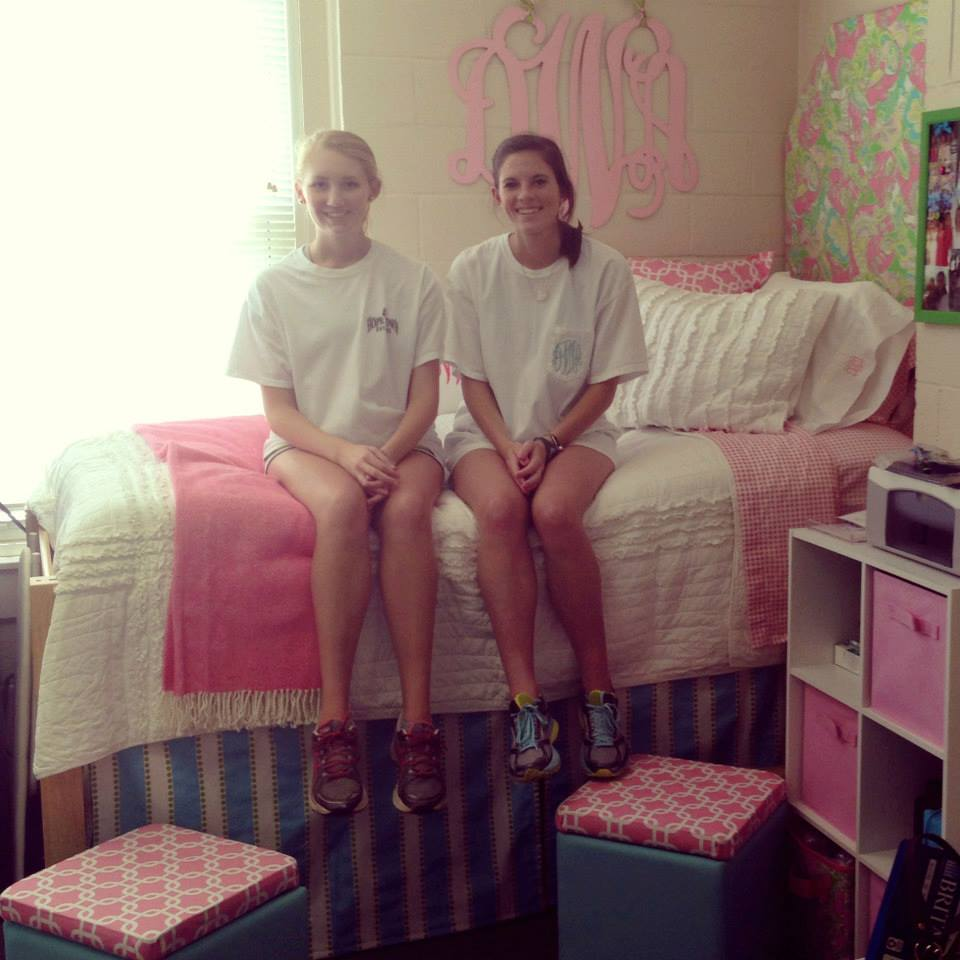 Decorating Ideas > Miss Southern Prep Preppy Dorm Showcase Round 4 Dorothy  ~ 104706_Dorm Room Ideas Preppy
