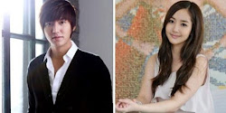 Lee Min Ho&Park Min Young