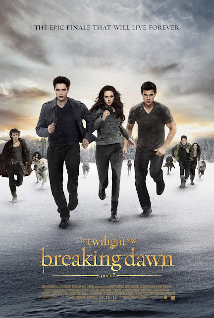 Twilight Saga Breaking Downn part 2