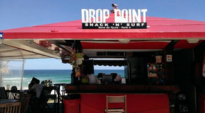 DROP POINT- snack 'n' surf