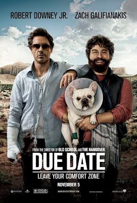 Eğlenmek İçin Film Arayana – Due Date (2010)