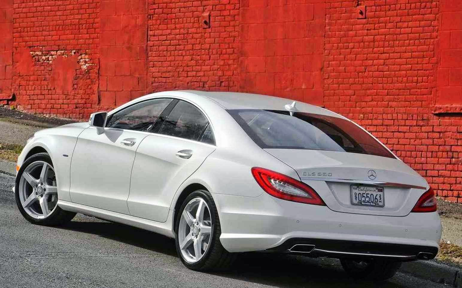 pictures 2014 mercedes cls550 review   car news