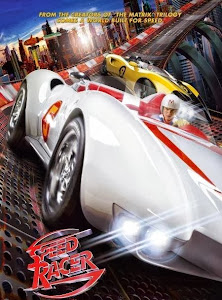 Poster Of Speed Racer (2008) Full Movie Hindi Dubbed Free Download Watch Online At worldfree4u.com