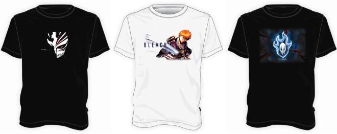 Koszulki Bleach