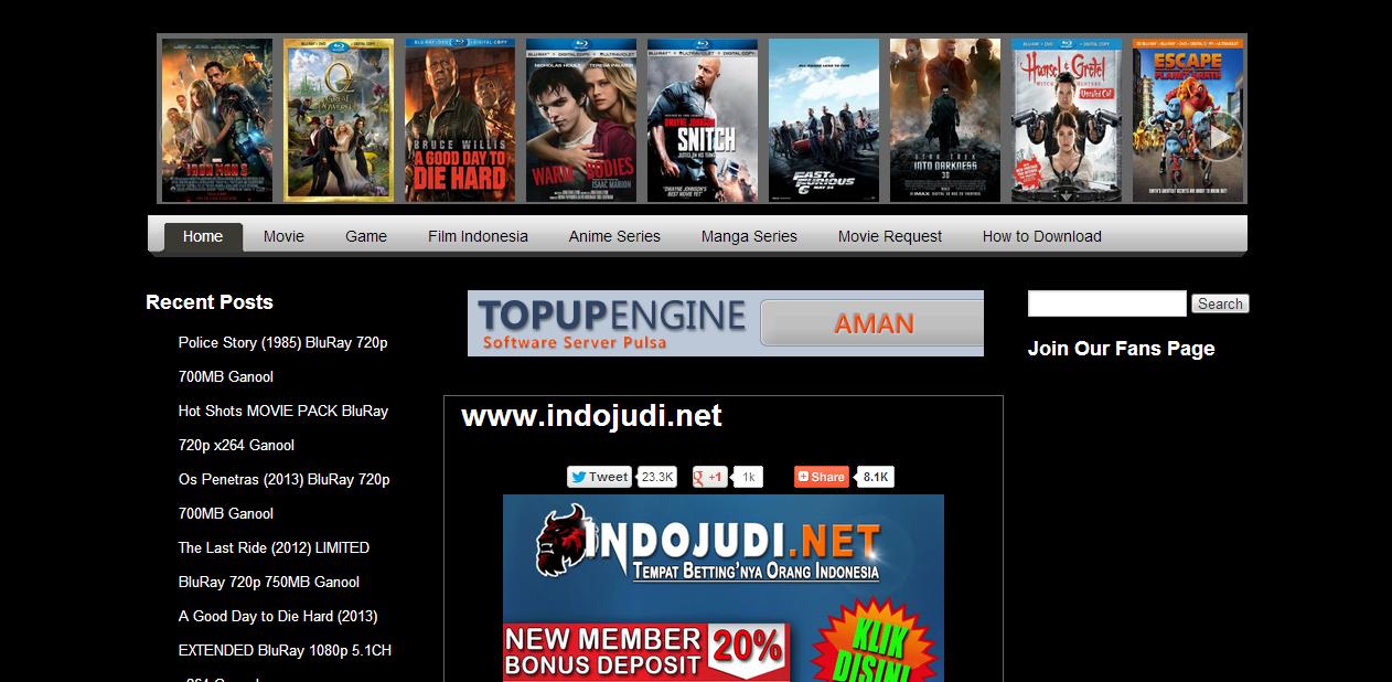 Ganool situs download movie gratis favorit han sharing ganool reheart Image collections