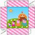 Peppa Pig en la Granja: Cajas para Imprimir Gratis.