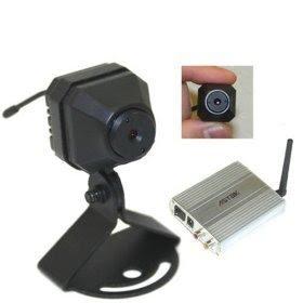 Spy Pinhole Nanny Cameras