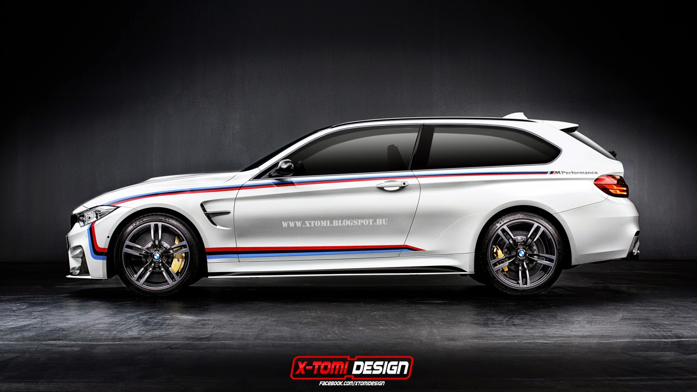 A Possible M4 Shooting Brake
