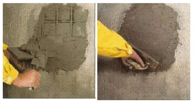 Как бетонировать стены