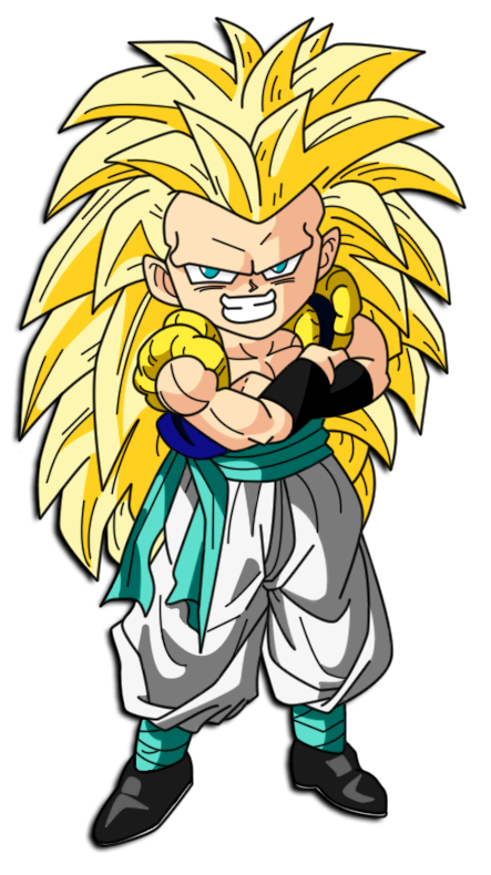Anime Manga: Gotenks