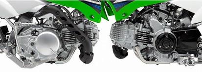 Kawasaki KLX110 2014 Spesifikasi Lengkap dan Harga