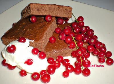 recept za brownije, kakavovi browniji, receptura za brownije, recept za čokoladni biskvit
