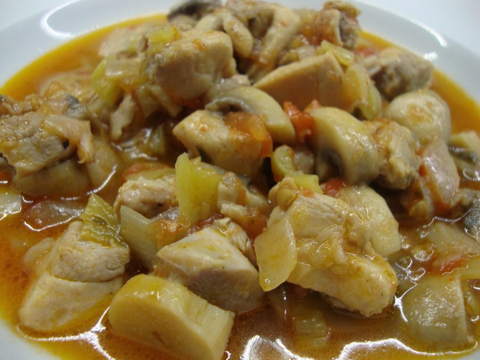 Tavuk Etli Barbunya